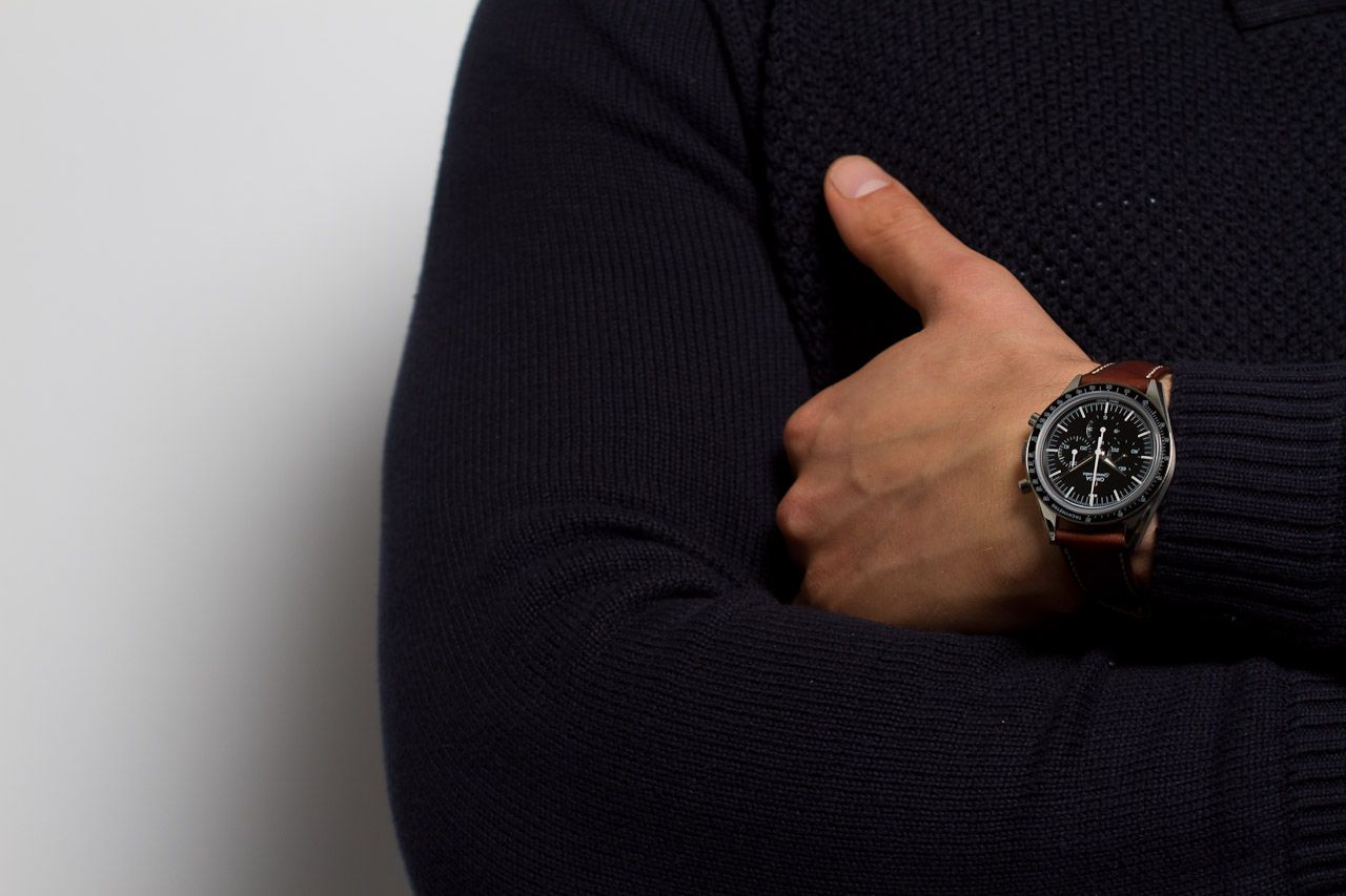 31132403001001 Omega Speedmaster First Omega In Space