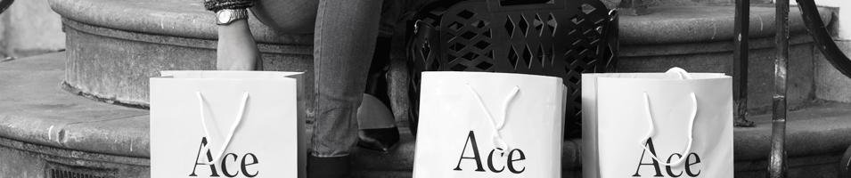 Winkelen bij Ace