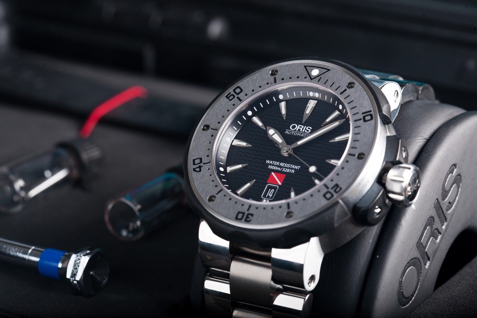 The oris prodiver chronograph resurfaces | watchtime usa's no. 1.