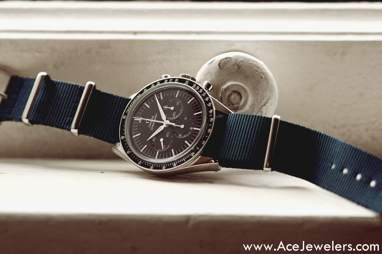 Omega Speedmaster First Omega In Space Ace Jewelers Magazine