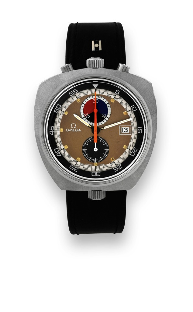 Omega Seamaster Bullhead ST 146.011 - picture by Antiquorum