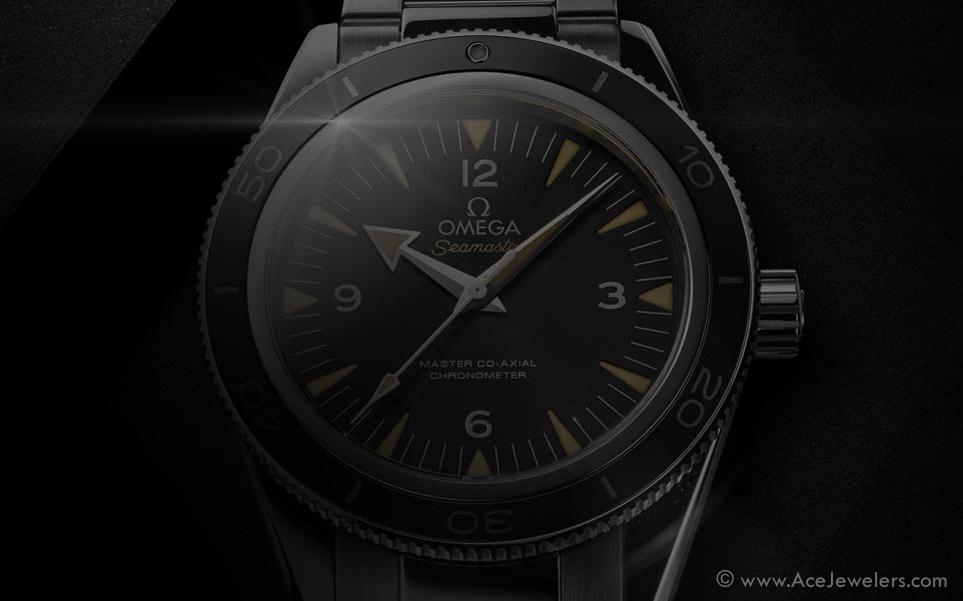 Omega Seamaster 300 Master Co-Axial BaselWorld 2014