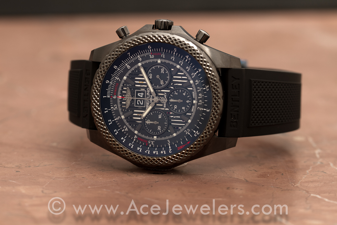Breitling For Bentley 6 75 Midnight Carbon M4436413 Bd27 220s M20dsa 2 Ace Jewelers Magazine