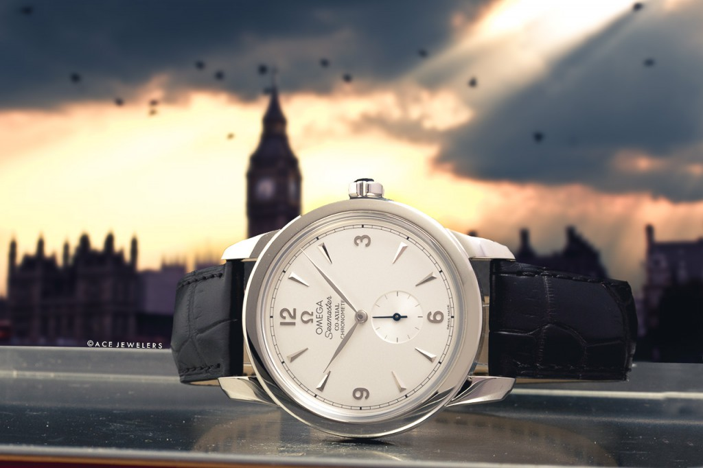 """The OMEGA Seamaster 1948 Co-Axial """"London 2012"""" Limited Edition 5222339200200"""
