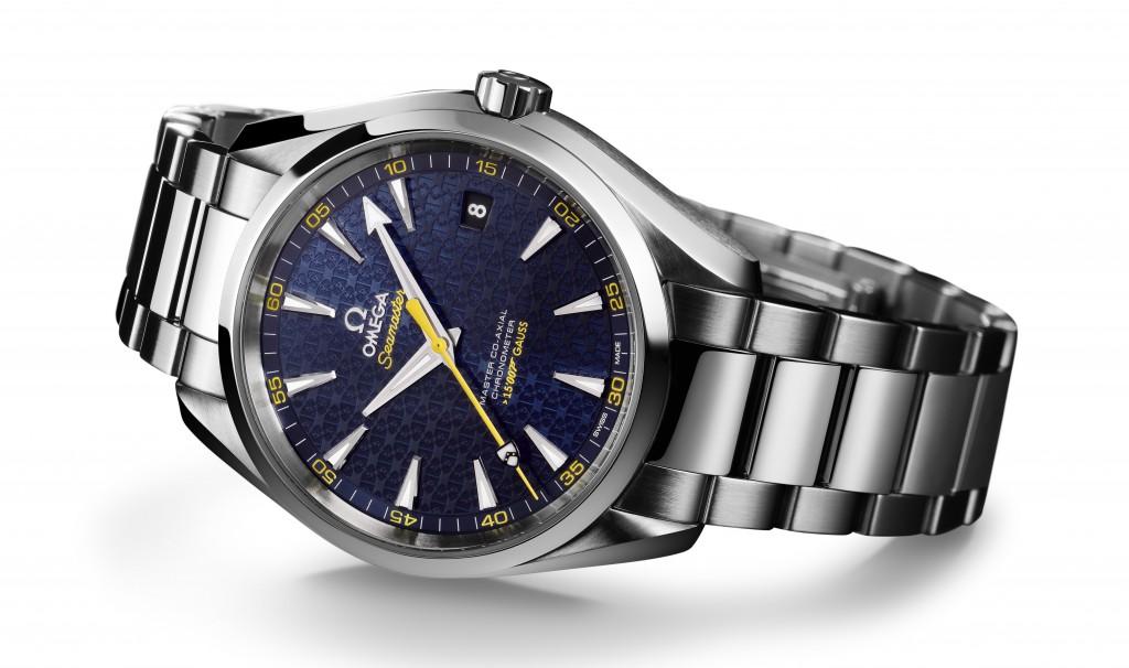 Omega Seamaster Aqua Terra 150M James Bond Spectre