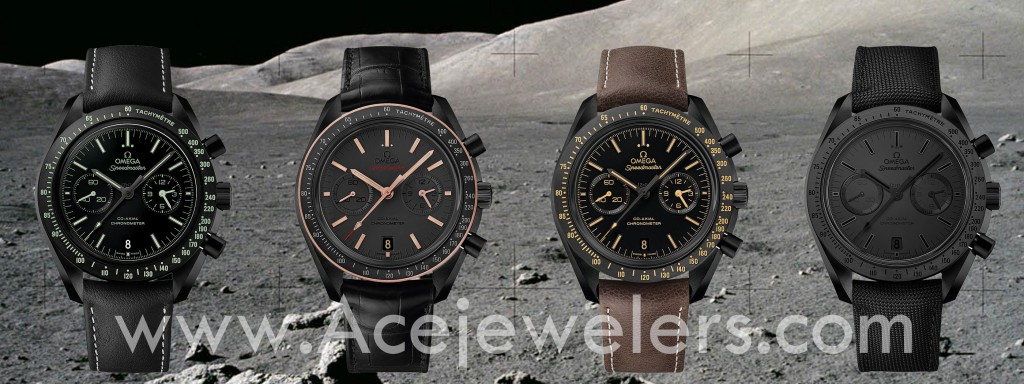 Omega Dark Side of the Moon 2015 Collection