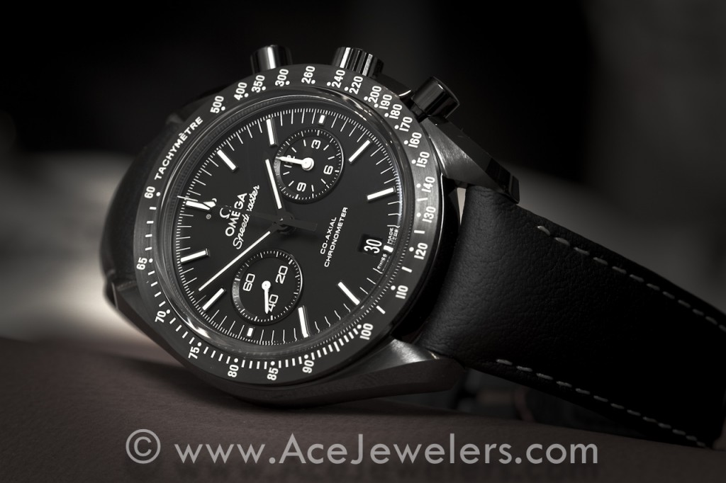 Omega Speedmaster Dark Side of the Moon Pitch Black reference 311.92.44.51.01.004
