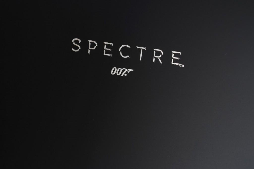 Omega Seamaster 300m Spectre 233.32.41.21.01.001 Box