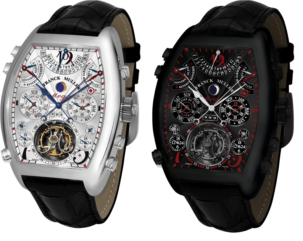 b422d7bd1ca Franck Muller - A brief introduction..   Ace Jewelers Magazine
