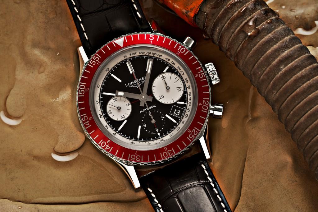 Longines Heritage Diver 1967 L2.808.4.52.0