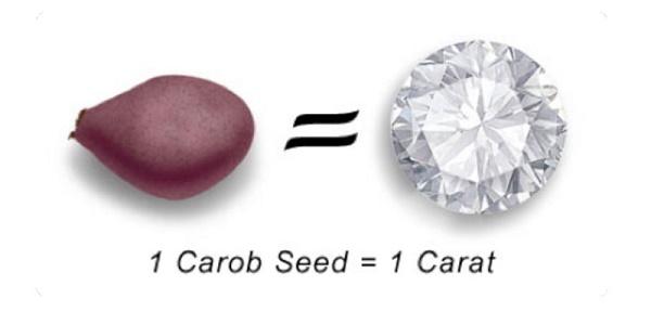 600 carob-seed