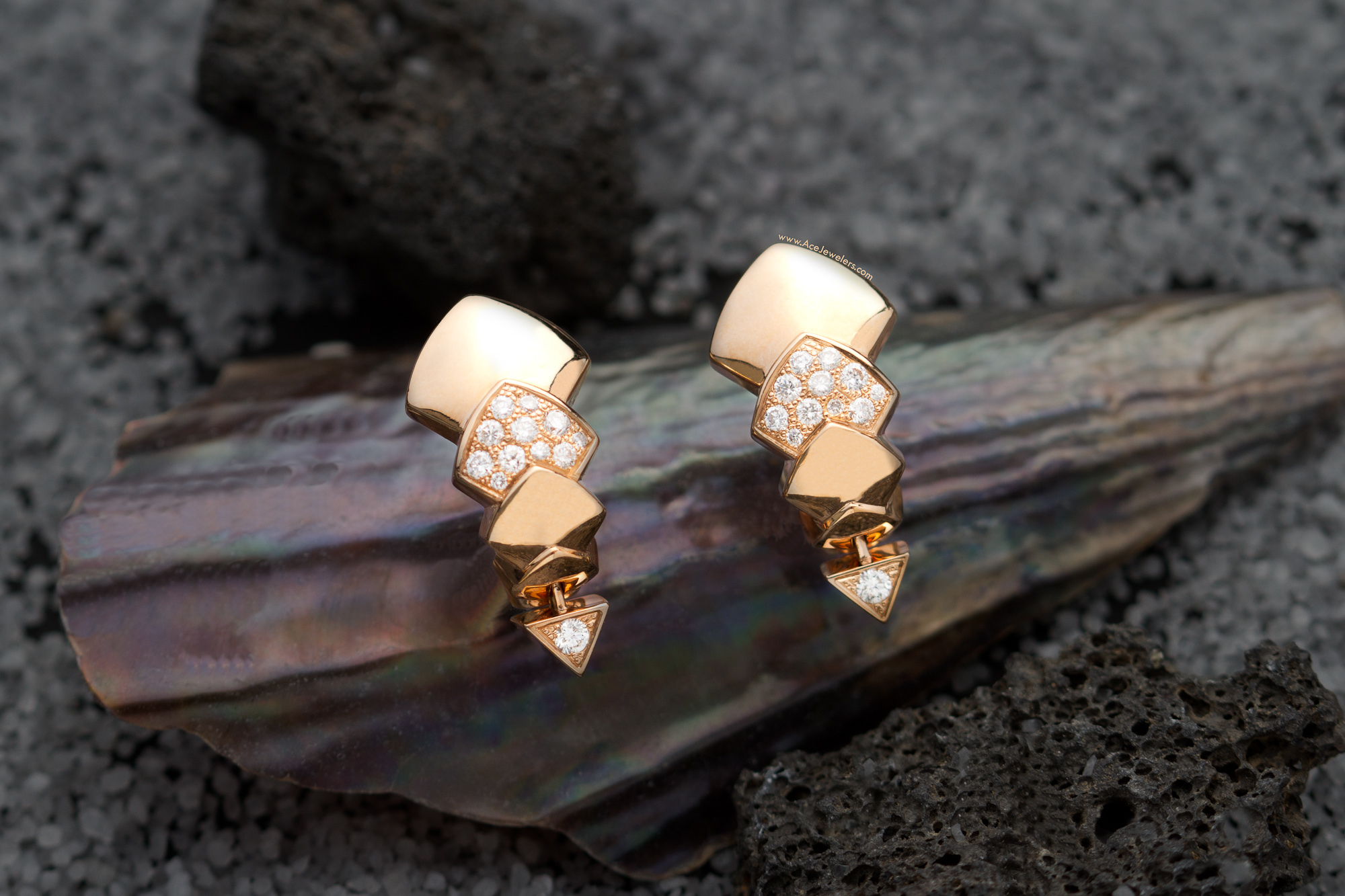 akillis-python-earrings-rose-gold-ace-jewelers-amsterdam