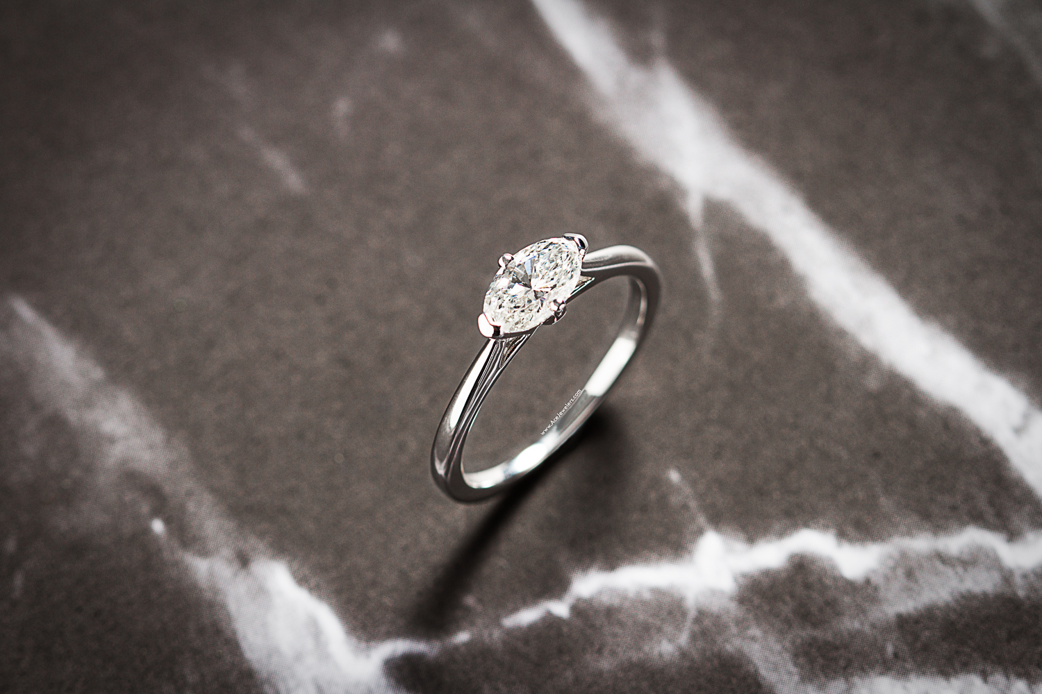 Shine Bright in the Ace Fine Jewelry Marquise Diamond EastWest