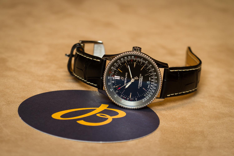 Baselworld Updates Breitling Navitimer 1 Automatic 38 Ace