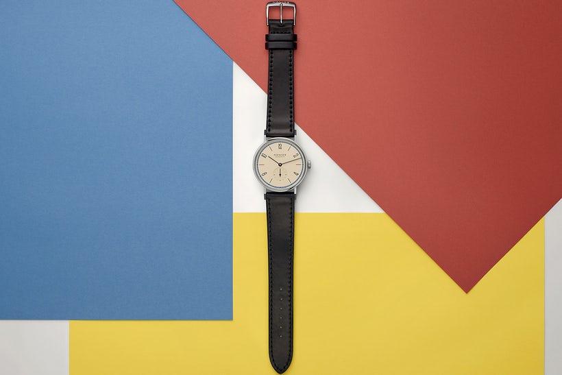 A century of Bauhaus with NOMOS Glashütte