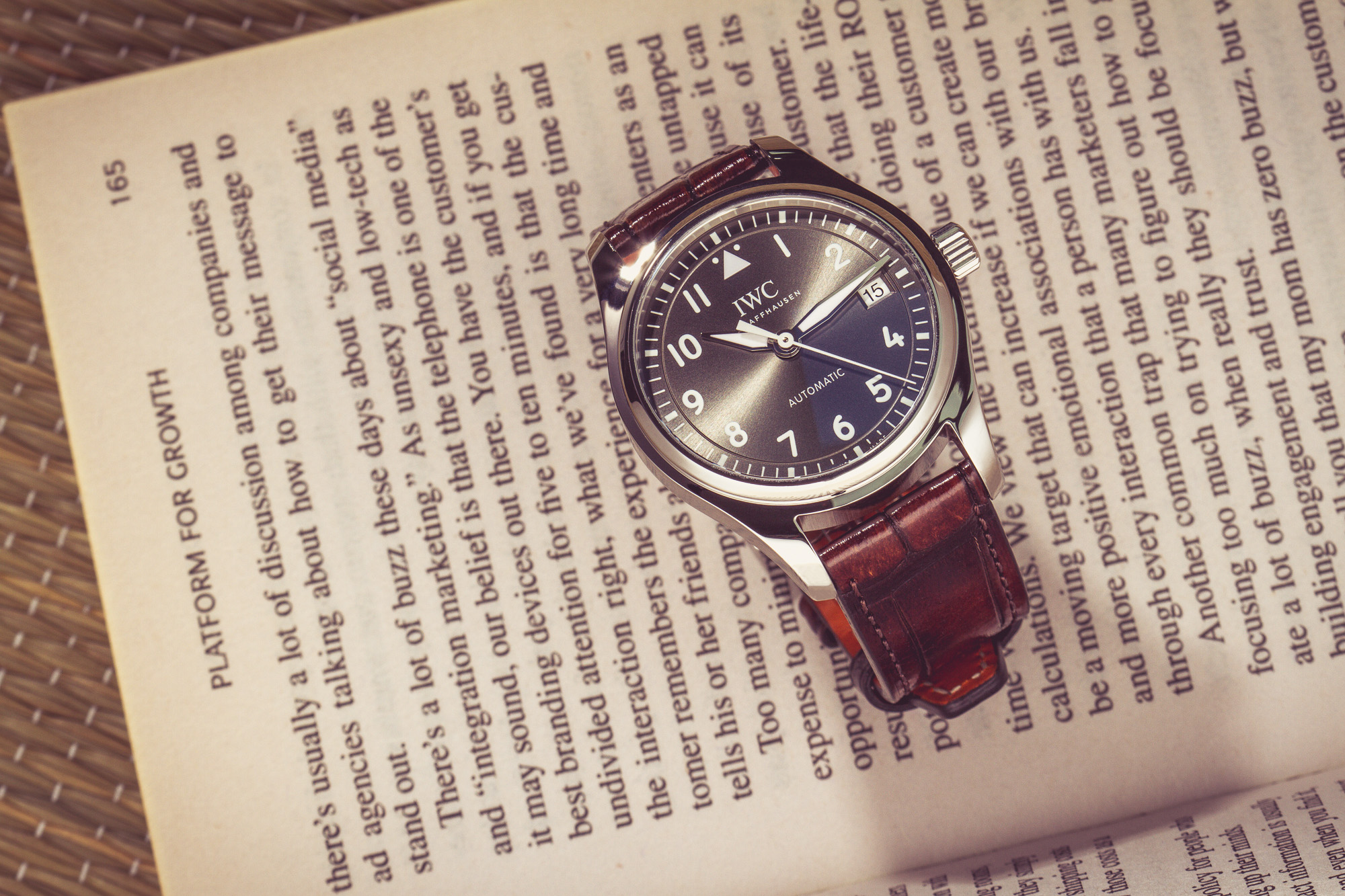 IWC Pilot's 36 review