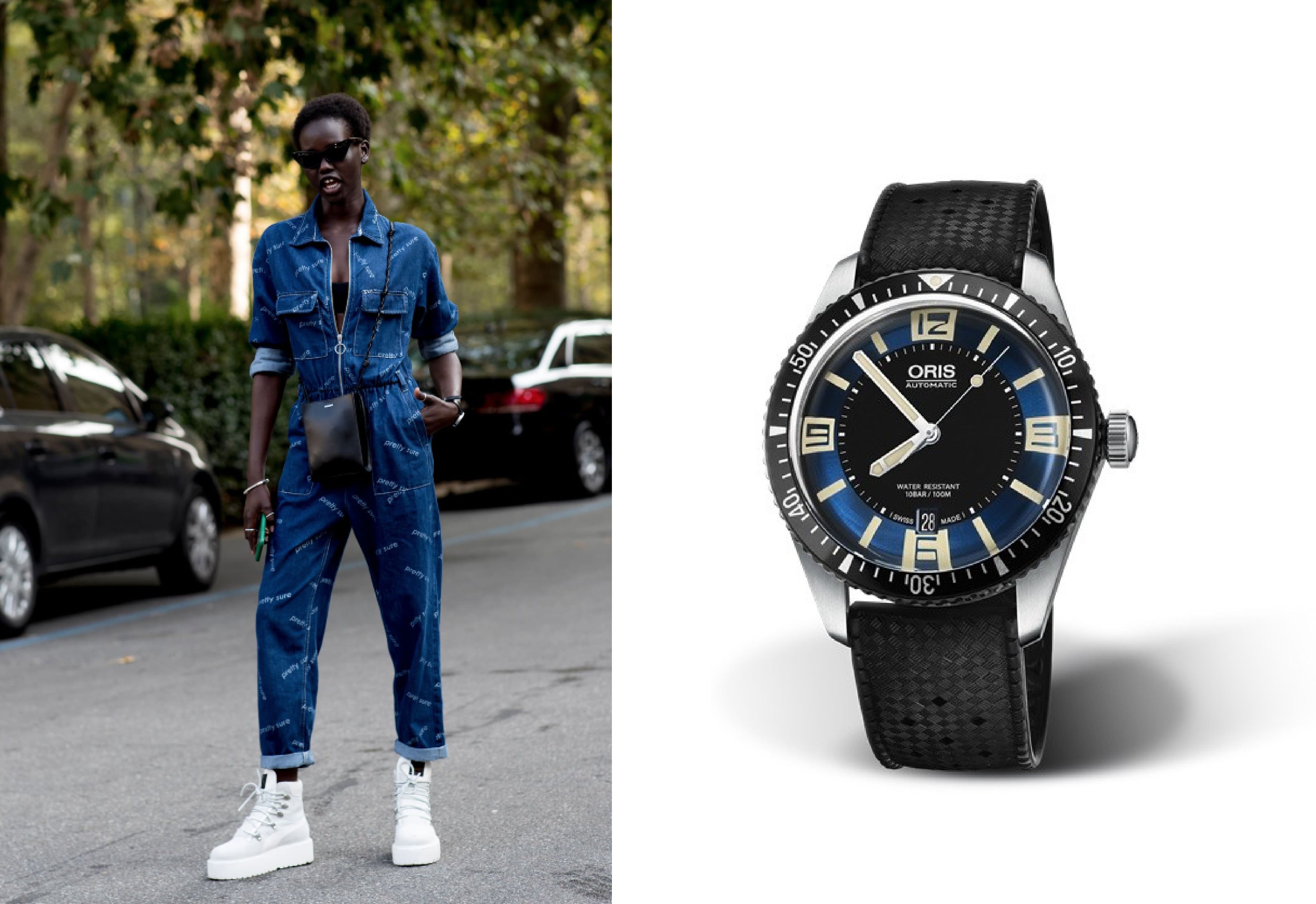 fashion week SS19 new york london paris milan Ace jewelers watches