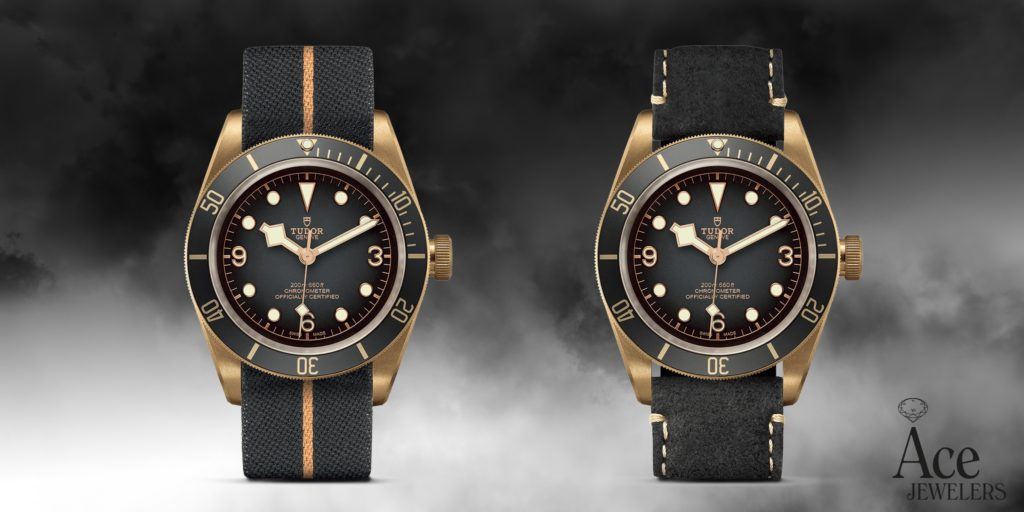 The Tudor Black Bay Bronze gets an update for BaselWorld 2019 in the form of a slate grey dial